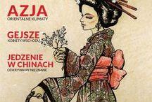 Magazyn Obsesje / Magazyn o literaturze i pysznym jedzeniu. Więcej znajdziecie na stronie: http://magazynobsesje.pl/