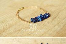 DIY jewelry / by Kelly Norton