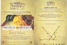 Neive - #NeiveVinoE / 11-12 October 2014, 4th edition of Neive, vino e... Hashtag: #NeiveVinoE