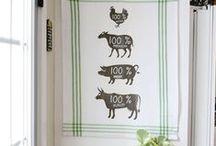 Kitchen cloth / Table cloth