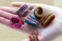 Jewel: Crochet Jewelry