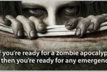 Be Prepared / power outage, pandemic, zombie apocalypse, whatever may come / by Traci B KY