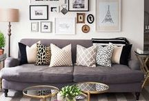 House / Lots of wall collages to organisational goodness. Click for lots of inspirational home designs.
