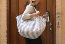 Bag: Grocery Bag / Market Tote