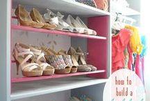 Shoe Care & Storage
