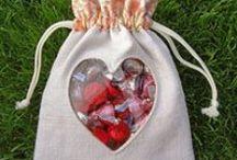 Pouch: Drawstring bag