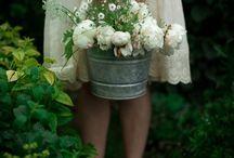 Garden White