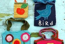 Pouch: Crochet / Knit
