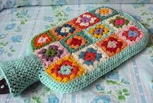 Crochet Cover / Knit Cover