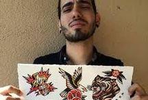 Marcos Ortega / Tattoo done by Marcos Ortega @ Bläckfisk Tattoo Co.