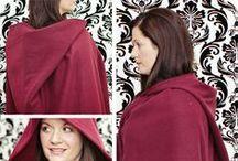 Sew: Coat / Cape / Poncho