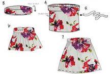 Sew: Skirt & Bottoms
