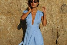 Summer hol style / Clothes for holidays