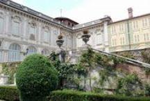 Cherasco / City Hall: Barolo 2012 Made in Cherasco and Photo contest #nelgiardino16 at the Castle (21th May 2016).