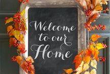 Autumn Bittersweet Cottage