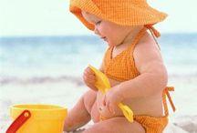 Kids Fun at the Beach