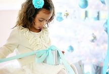 My Tiffany Blue Christmas