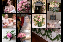 Wentworth Golf Club Wedding Flowers / A selection of wedding flowers including Hand Tied Bridal Bouquets, candelabras, button holes, corsages, table centres and top table displays) from some of our many weddings at Wentworth Golf Club. We are recommended suppliers at this venue