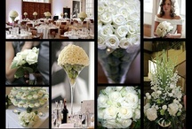 RIBA wedding flowers / A selection of wedding flowers including Hand Tied Bridal Bouquets, candelabras, button holes, corsages, table centres and top table displays) from some of our many weddings at RIBA.