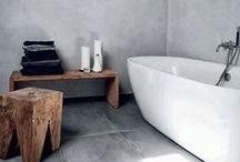 bubble bath..