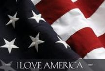 America - Land that I love! / by Kristin Simmons