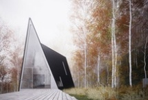 Architectural Shapes / by Francesca Piana