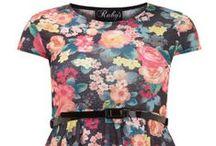 Plus Size Fashion & Fatshion / Floral, femme & edgy clothing, shoes & accessories
