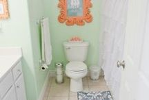 My Dream Bathroom / One day I will have a bathroom all my own, & it will be the nicest room in the house.