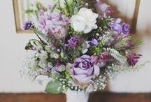 Lilac wedding flowers / By Grace, Peamore Flora