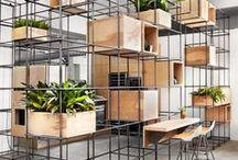 Mobiliario / Espacio inspiracional donde poder disfrutar de un mobiliario insólito.