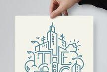 Carteles / Posters, carteles, diseño gráfico...