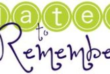 Monthly Awareness / Days to remember and celebrate