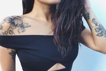 Tattoos e piercings