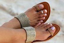 Sandały - inspiracje na lato / Zobaczcie, jakie sandały będą królowały w tym letnim sezonie i wybierzcie te idealne dla siebie! :) http://1but.pl