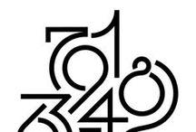 Tipografía / Hechas a mano, combinaciones, experimentales...