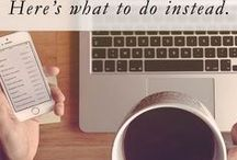 Helpful Tips for Blogging / All blog related information and tips. / by Stacey@beautyandthefoodie