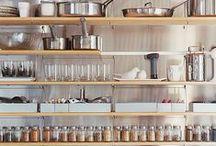 Cocinas / Cocinas, mobiliario, interiores, materiales, iluminación...