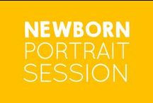 NEWBORN PORTRAIT SESSION / Everything you need to know before we capture your little one's first 14 days!
