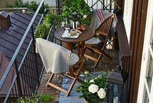 Small Balconies