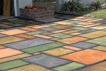 Ashlar Slate / Ashlar Slate can be fun a quirky or serious style depending on the colors you choose.