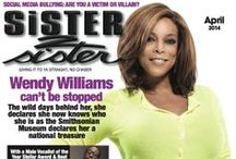 Covers / View lovely Sister 2 Sister magazine covers! / by Sister 2 Sister