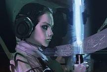 Star Wars / by Jessica Fletcher