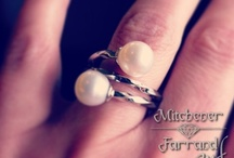 Pearls / Pearls are a classic item that every woman should own. We can help you update your grandmother's pearls or begin your own family heirloom.