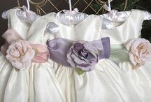 Flower Girls / Get lots of inspiration for your flower girls! They too can have their Cinderella moment!