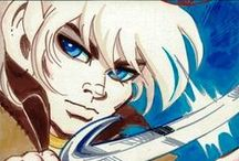 ElfQuest / Dedicated to ElfQuest, a comic series created by Wendy and Richard Pini. Drawn by Wendy Pini. (Only the best quality pics are pinned here.)