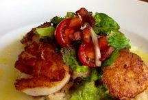 Savory Specials / Special dishes crafted by executive chef Scott Warren and the SOHO staff