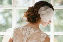 Wedding Hair Accessories to LOVE