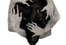 Illustration Grimm Fairytales / by Maryanne DelBuono