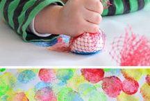 Kreatives für und mit Kindern / Kinderaccessoires und DIYs