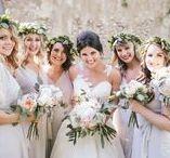 White Mischief Brides / Brides on their wedding day who purchased their dress from leading designer bridal boutique White Mischief in West Sussex, UK